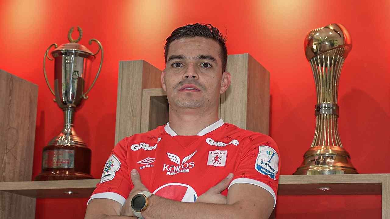 Daniel Hernández pide minutos en el equipo de Juan Carlos Osorio