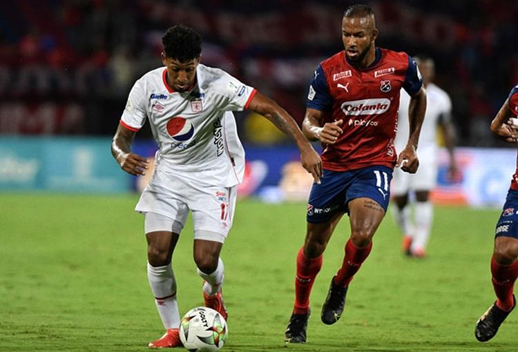 Deportivo Independiente Medellín, DIM, América de Cali, Atlético Nacional, Copa Colombia 2021, Copa BetPlay 2021, octavos de final