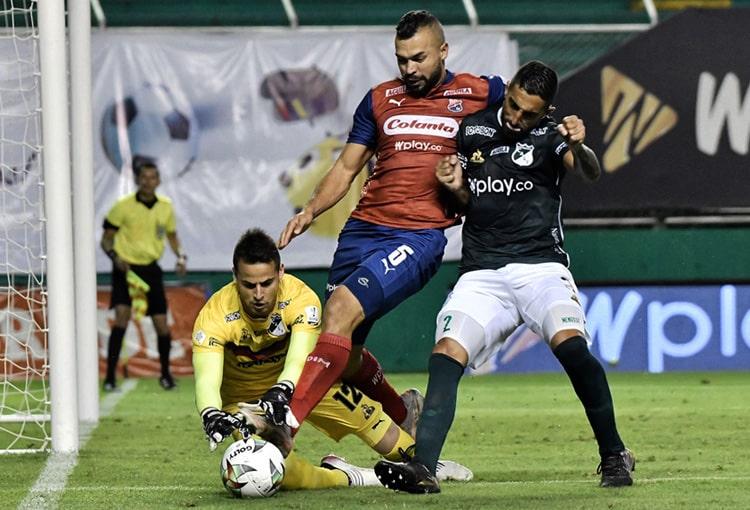 Deportivo Independiente Medellín, DIM, América de Cali, Atlético Nacional, Millonarios FC, Copa Colombia 2021, Copa BetPlay 2021