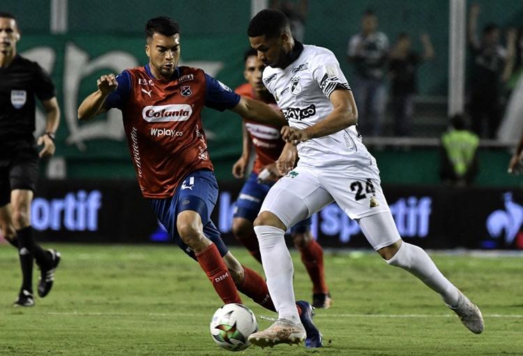 Deportivo Independiente Medellín, DIM, DaleRojo, Copa Colombia 2021, Deportivo Cali, programación