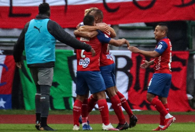 Deportivo Independiente Medellín, DIM, DaleRojo, Copa Colombia 2021, octavos de final