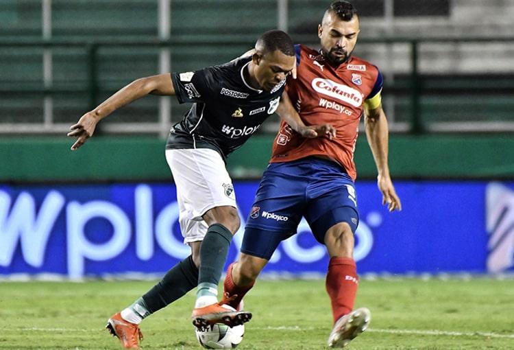 Deportivo Independiente Medellín, DIM, DaleRojo, Deportivo Cali Copa BetPlay 2021, Copa Colombia 2021, octavos de final