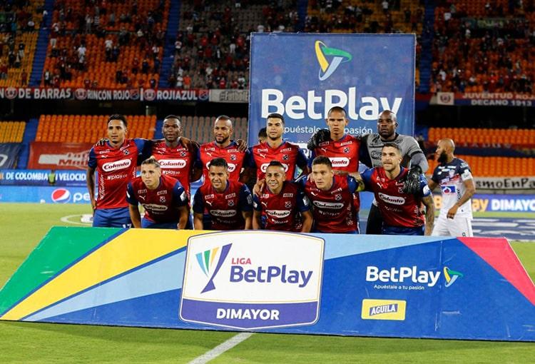 Deportivo Independiente Medellín, DIM, DaleRojo, Liga BetPlay 2021-II, Copa Colombia 2021, Dimayor, inscritos