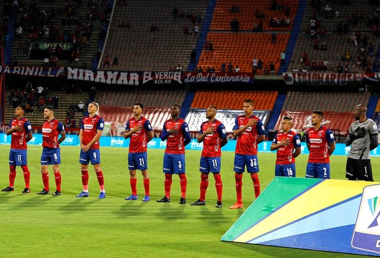 Deportivo Independiente Medellín, DIM, DaleRojo, Liga BetPlay 2021-II, Copa Colombia 2021, agosto