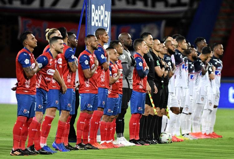 Deportivo Independiente Medellín, DIM, DaleRojo, Liga BetPlay 2021-II, Equidad Seguros, Copa Colombia 2021, Once Caldas