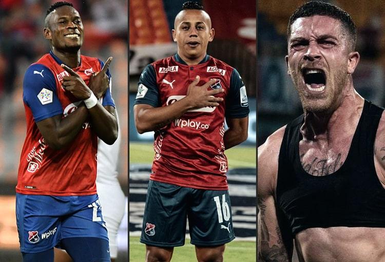 Deportivo Independiente Medellín, DIM, DaleRojo, fichajes DIM 2021-II, así cerró