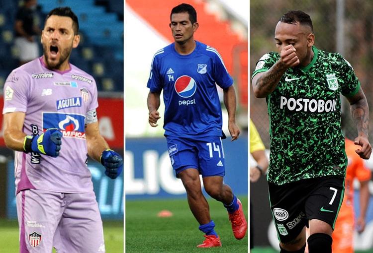 Deportivo Independiente Medellín, DIM, Millonarios FC, América de Cali, Deportivo Cali, Junior FC, Atlético Nacional, Liga BetPlay 2021-II, tabla de posiciones, fecha 6
