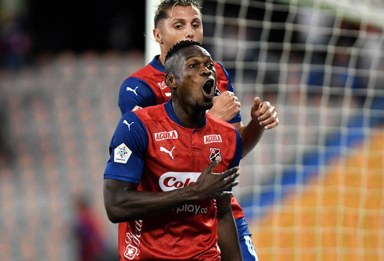 Diber Cambindo, Deportivo Independiente Medellín, DIM, América de Cali, DaleRojo, Liga BetPlay 2021-II
