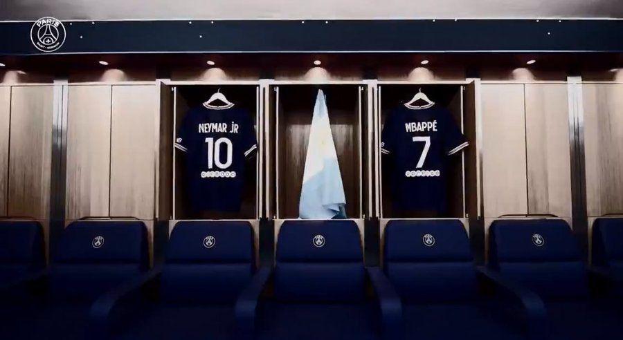 El 11 del PSG con Messi, Ramos, Neymar…