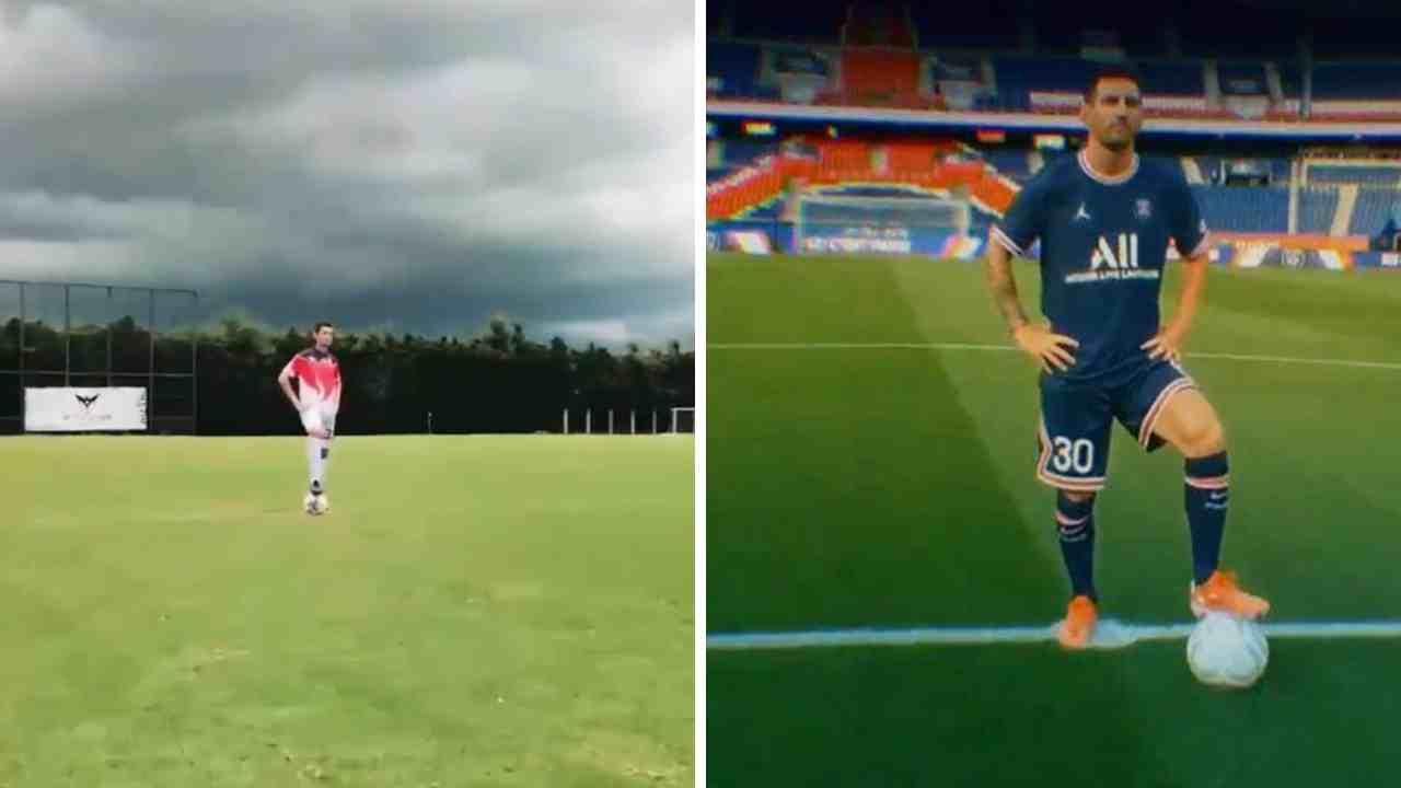 Fortaleza presentó a su nuevo refuerzo al estilo PSG con Messi