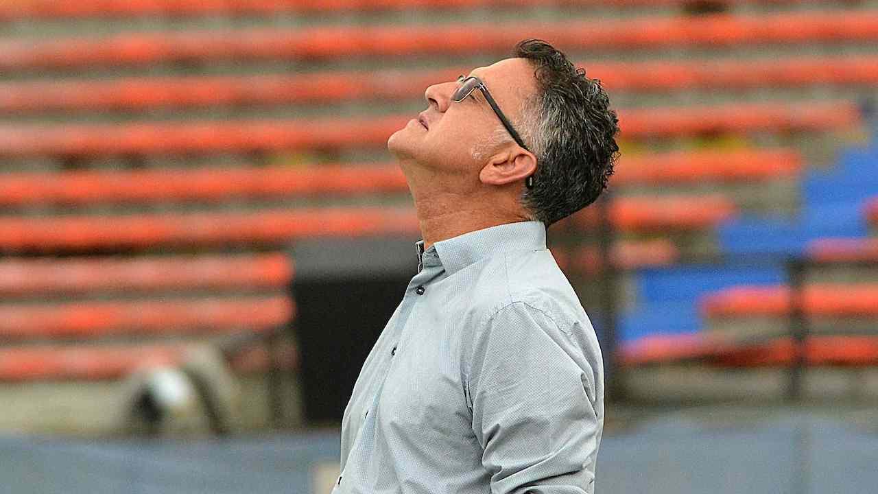 Juan Carlos Osorio tras el empate de América Vamos progresando y estamos mejorando