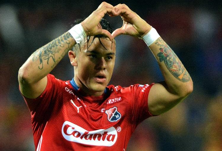 Leonardo Castro, Deportivo Independiente Medellín, DIM, DaleRojo, fichajes DIM 2021-II, Club América
