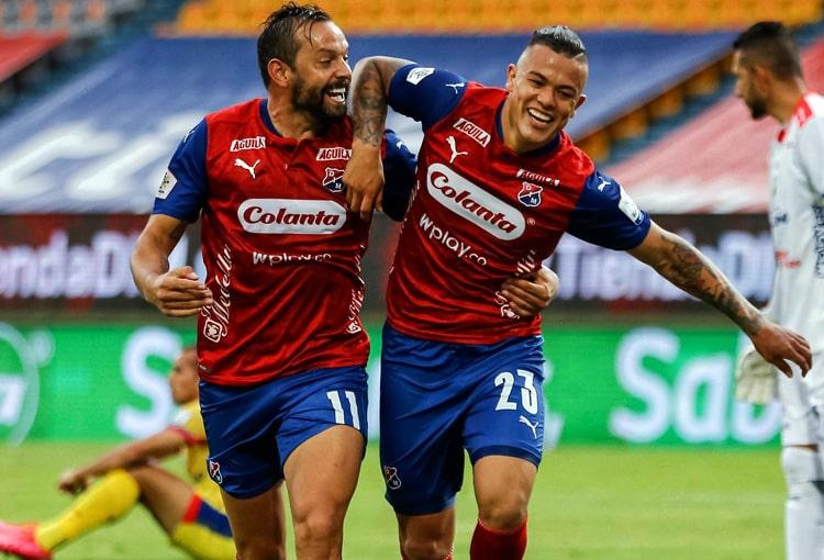 Leonardo Castro, Deportivo Independiente Medellín, DIM, DaleRojo, fichajes DIM 2021-II, Liga BetPlay 2021-II
