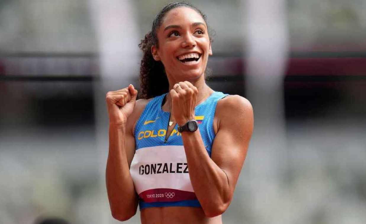 Melissa González, sexta en semifinales de los 400 m vallas