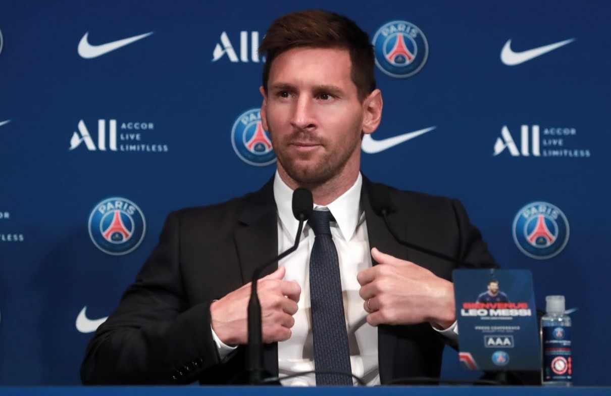 El efecto Messi en las redes sociales del PSG: ¡Se dispararon!