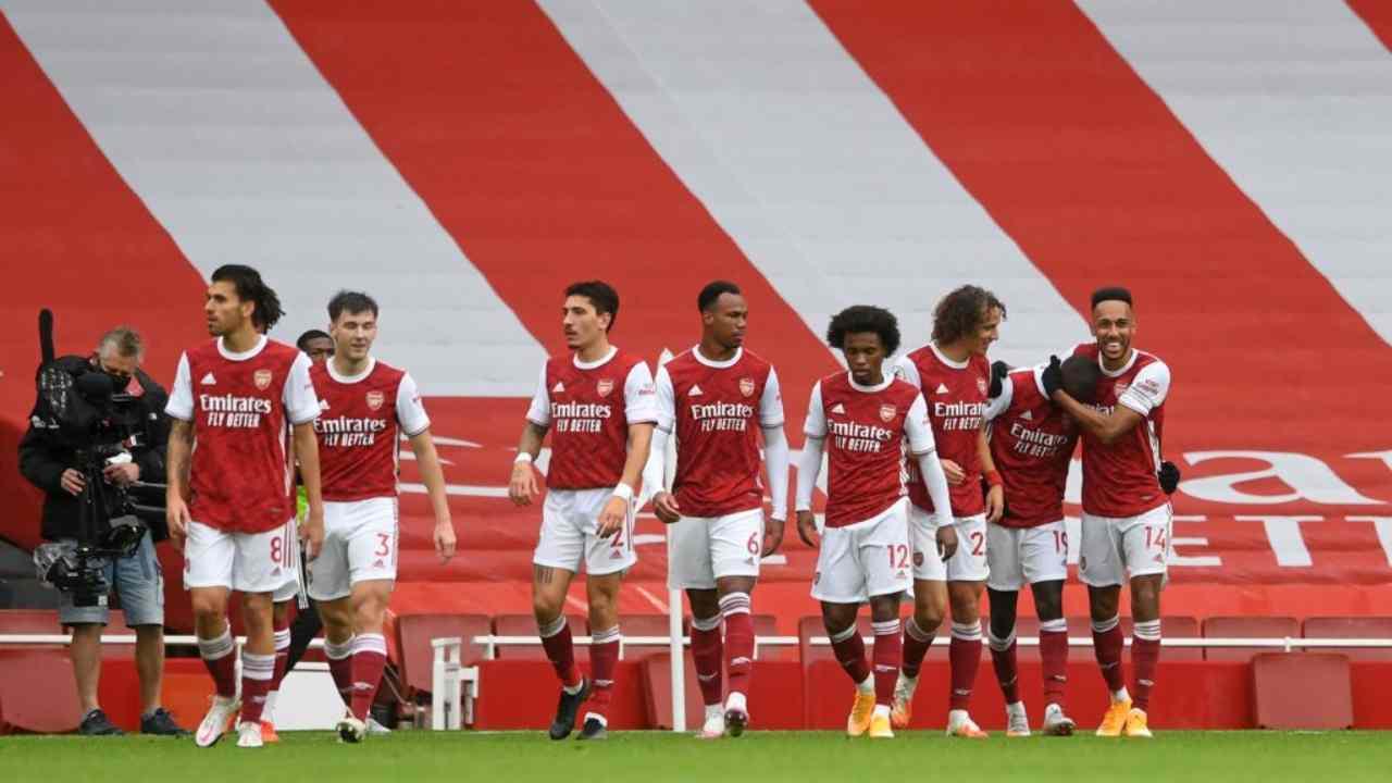 Otro fichaje desde la Premier League en Brasil Corinthians va por uno de Arsenal