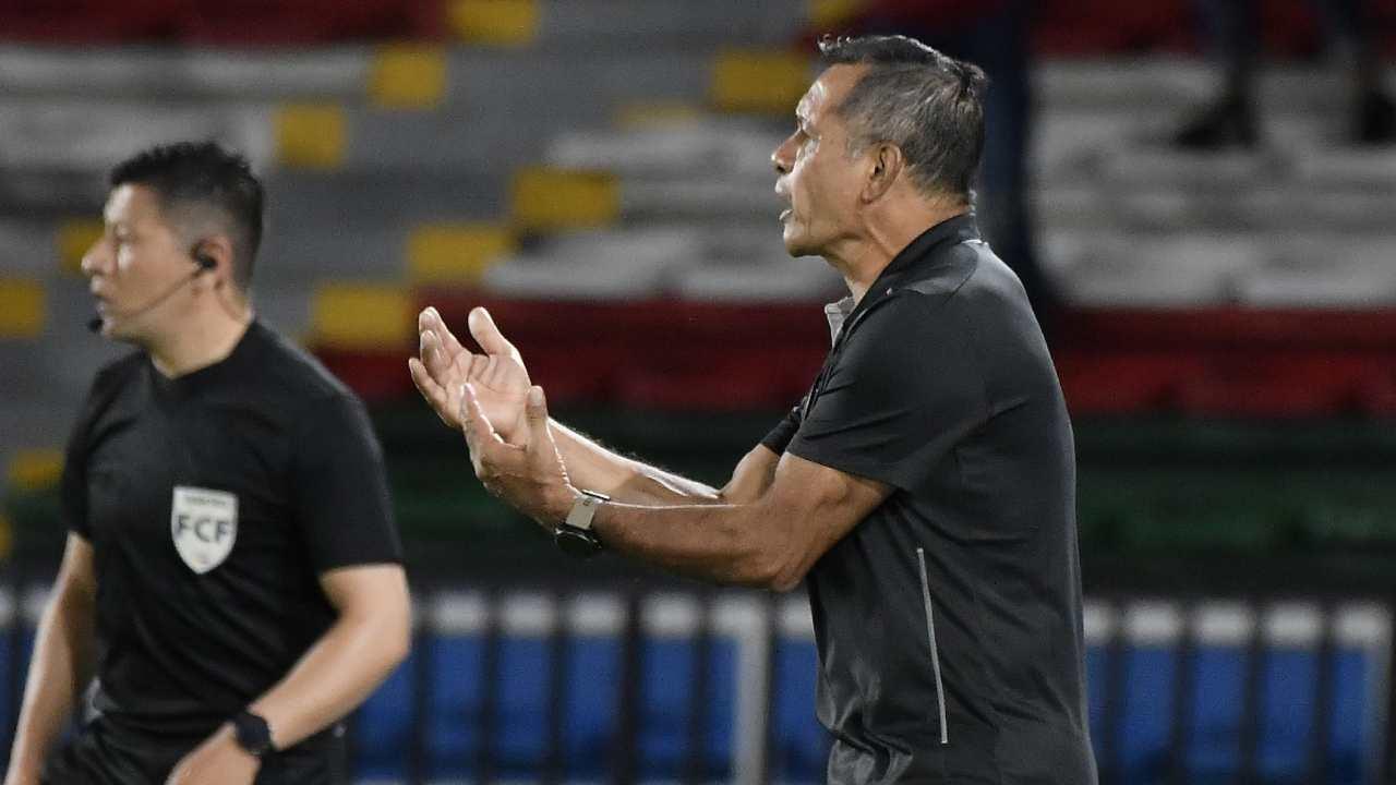 Pompilio Páez tras el gris empate de América La intención está, pero nos falta mucho