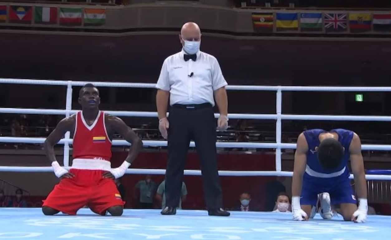 Presidente de la Federación de boxeo falla en contra Yuberjen Martínez