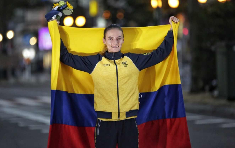 """Sandra Lorena Arenas: """"Trabajé muy duro para esto, lo soñé"""""""