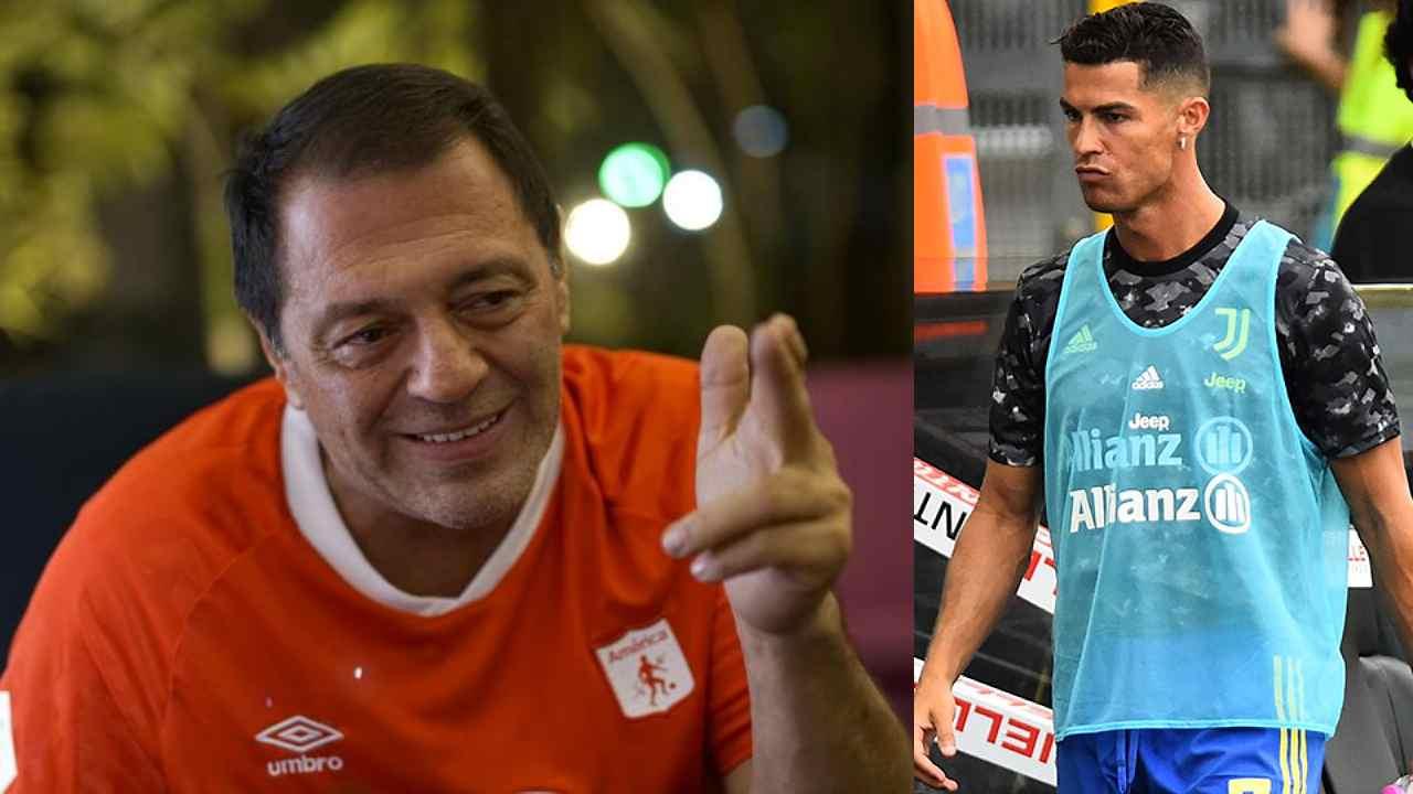 Tulio Gómez y su particular comentario sobre la situación de Cristiano Ronaldo