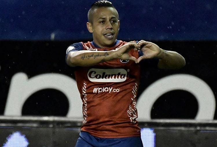 Vladimir Hernández, Deportivo Independiente Medellín, DIM, DaleRojo, Copa Colombia 2021, Deportivo Cali