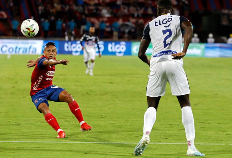 Vladimir Hernández, Édgar Méndez, Deportivo Independiente Medellín, DIM, DaleRojo, Liga BetPlay 2021-II, América de Cali