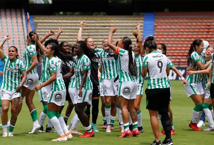Atlético Nacional: ¿Cuándo y contra quién juega la semifinal de la Liga BetPlay Femenina?
