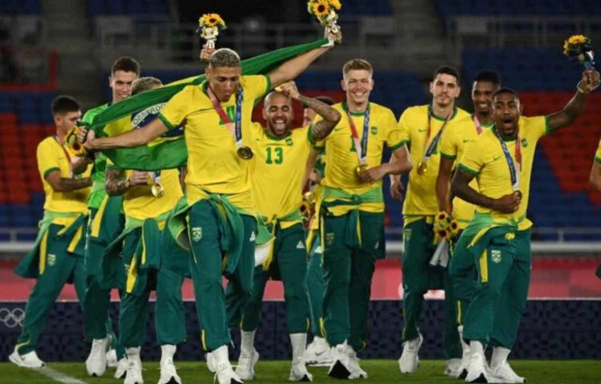 El lío que armó la Selección olímpica de Brasil
