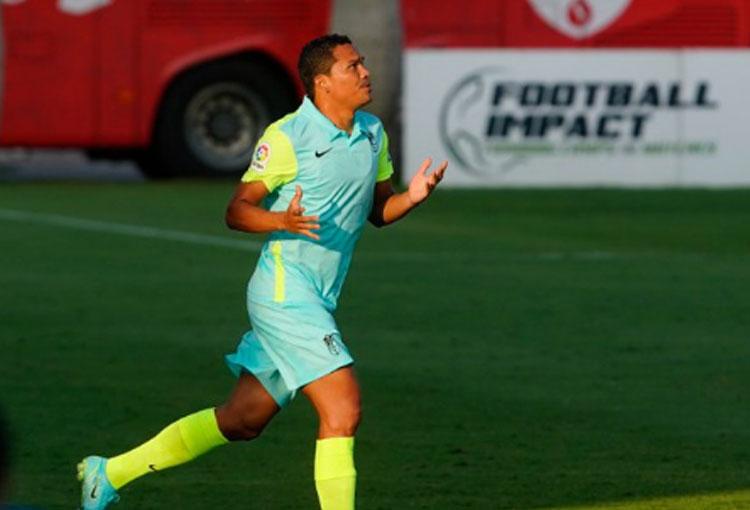 Carlos Bacca: del fallido intento de volver a Junior al debut y gol para con Granada