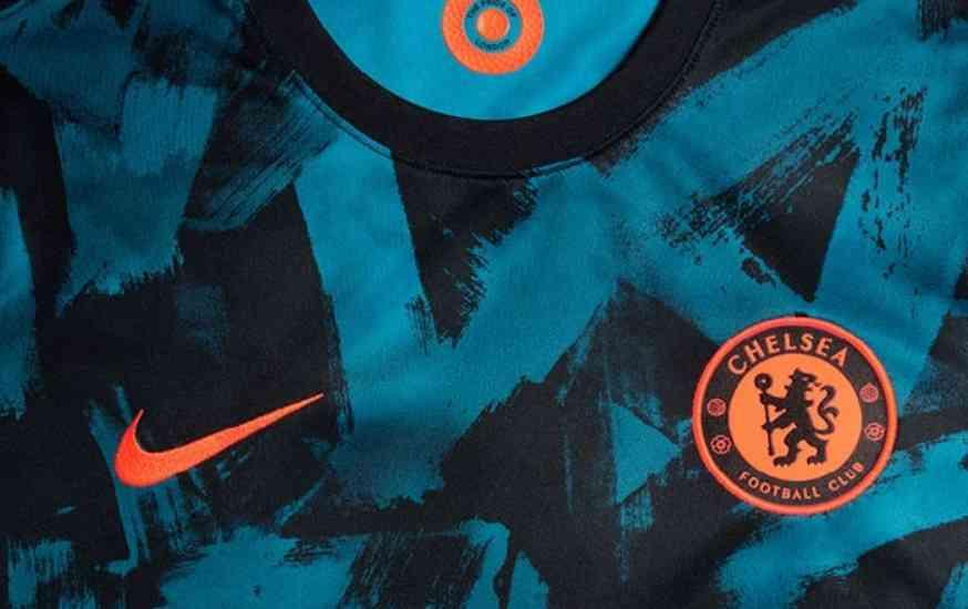 Arte en la tercera camiseta Nike del Chelsea 21/22