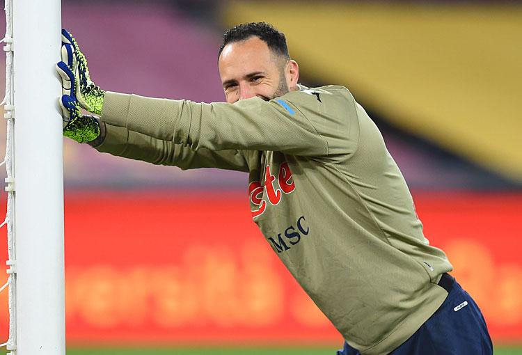David Ospina, de figura en la Selección a suplente en Napoli: motivos de la decisión