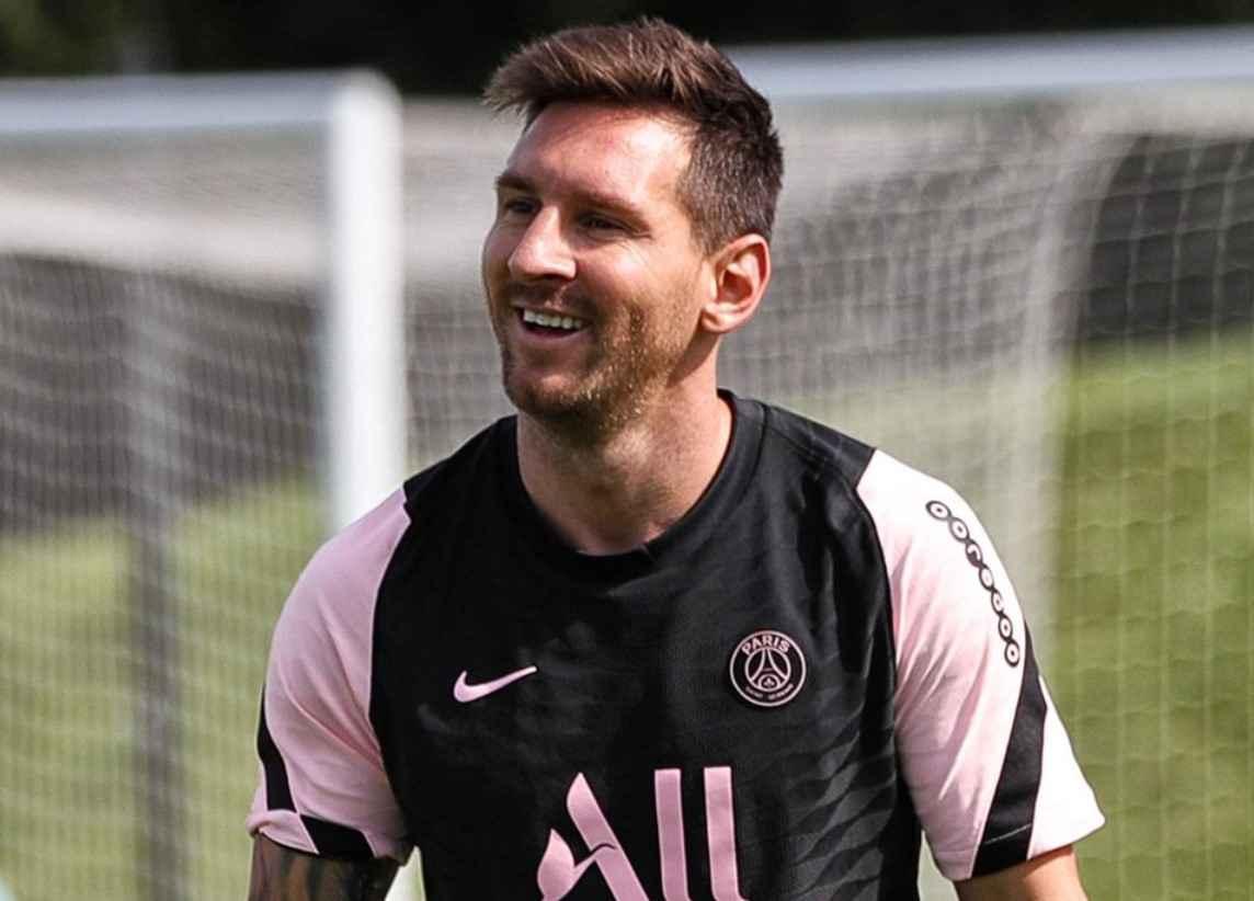 """Pochettino sobre Messi en el PSG: """"Se ha adaptado muy bien y rápido al equipo"""""""