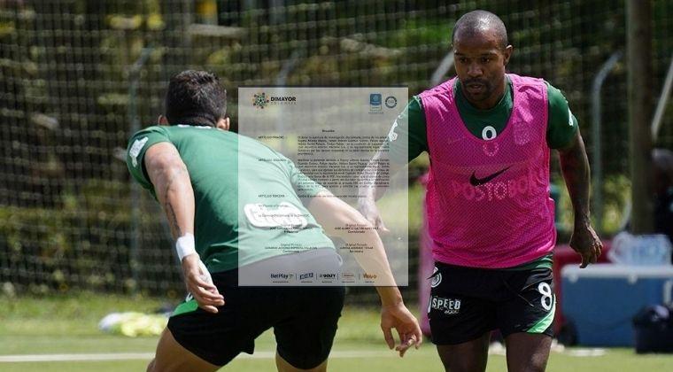 Dimayor abrió investigación contra jugadores de Atlético Nacional por caso Fernando Uribe
