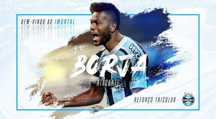 Es oficial: ¡Gremio anunció el fichaje de Miguel Ángel Borja!