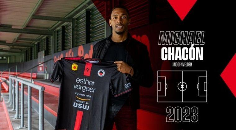 Nuevo equipo para Michael Chacón: Es oficial