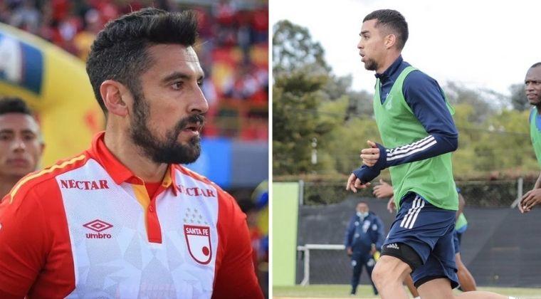 Santa Fe: ¿Andrés Pérez ofreció a Daniel Giraldo a Millonarios?