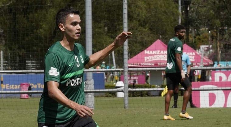 Buenas noticias en Atlético Nacional: Aguilar y Candelo listos para jugar