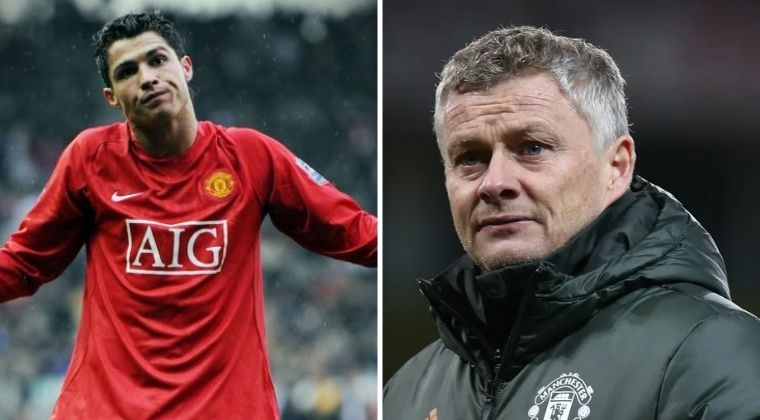 "Solskjær sobre Cristiano Ronaldo: ""Cuando jugaste para Manchester United no te vas al City""."