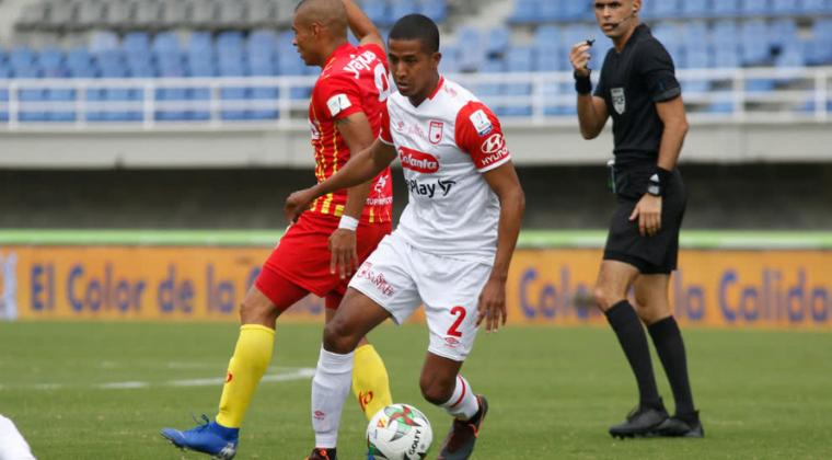 Liga BetPlay 2021-II: Horario confirmado para Pereira vs. Santa Fe, ¿ingreso a hinchada visitante?