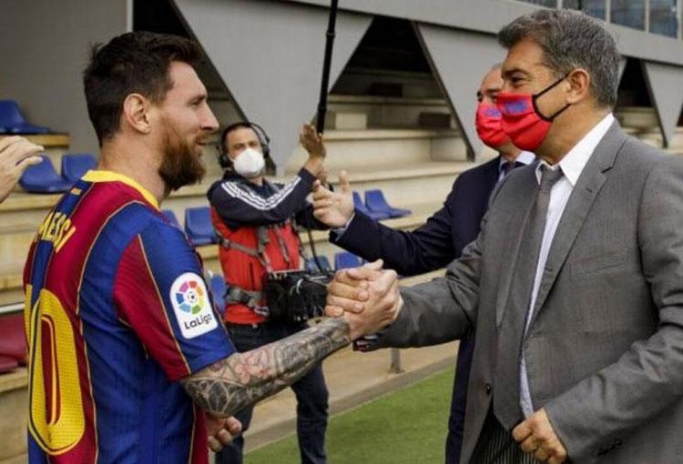 ¿¡Nueva propuesta del Barcelona a Leo Messi!?