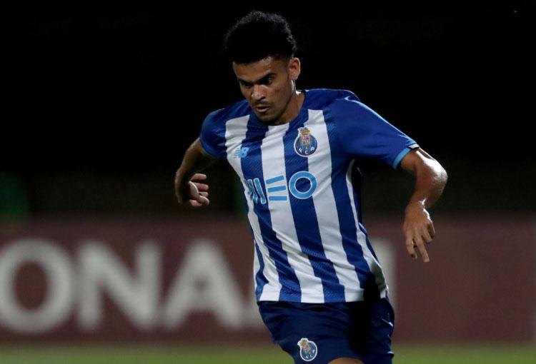 """Luis Díaz: """"Logré lo que quería en la Selección y ahora quiero más en el Porto"""""""