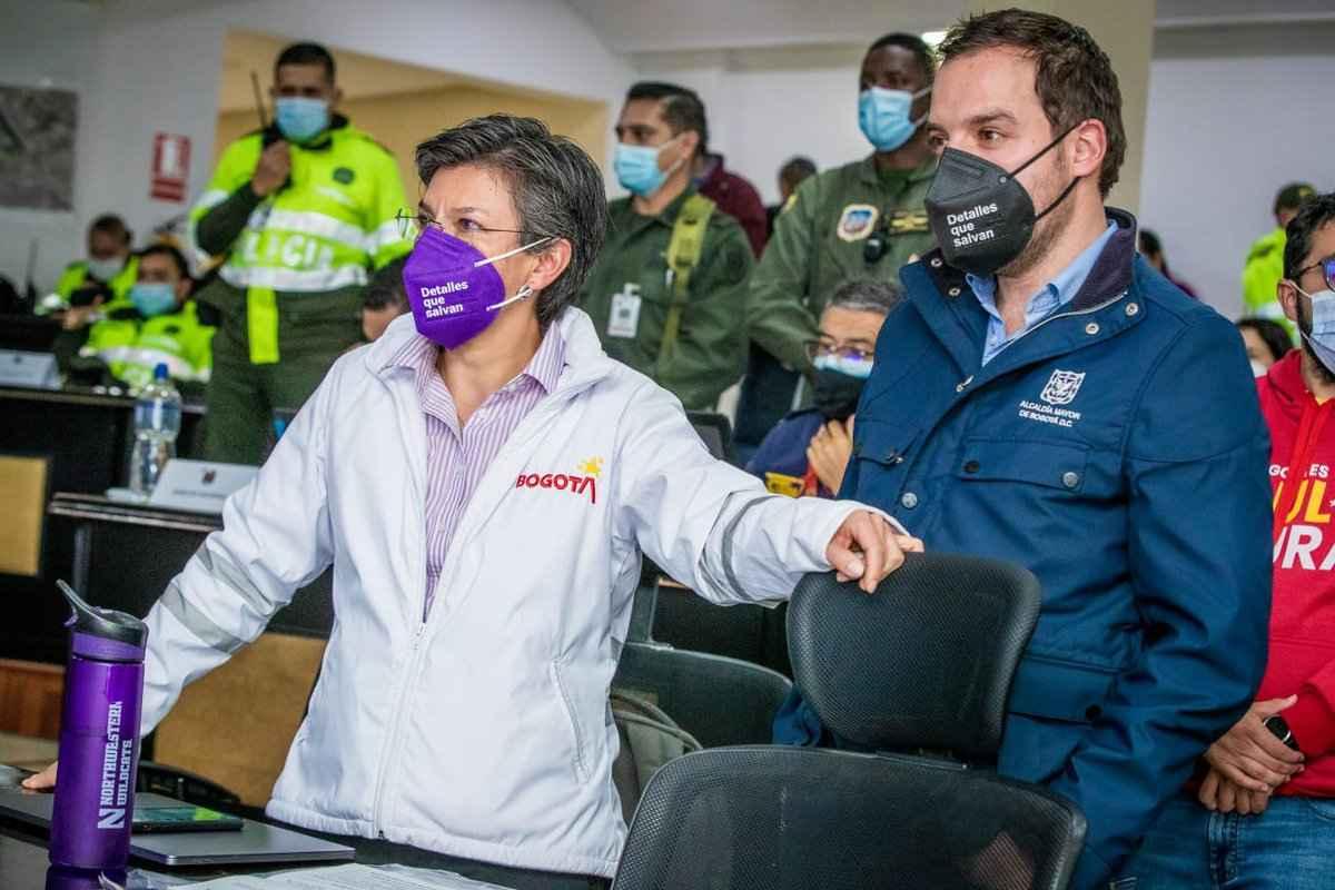 """""""Debería renunciar el Secretario de Gobierno de Bogotá"""""""