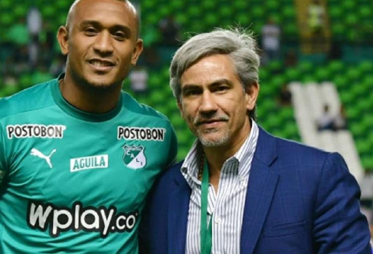 """¿Qué hizo Marco Caicedo tras el empate de Deportivo Cali y Pacho Vélez califica de """"impresentable""""?"""