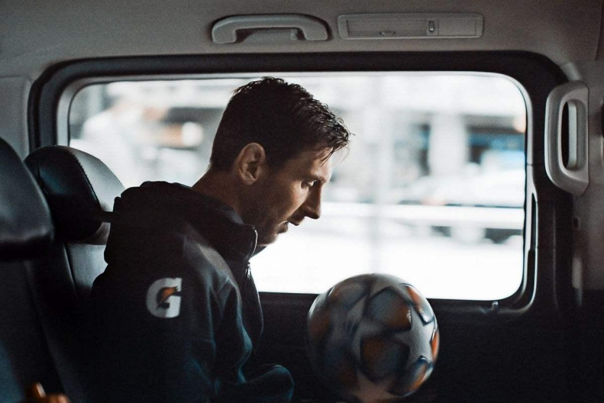 Homenaje de Gatorade a Lionel Messi