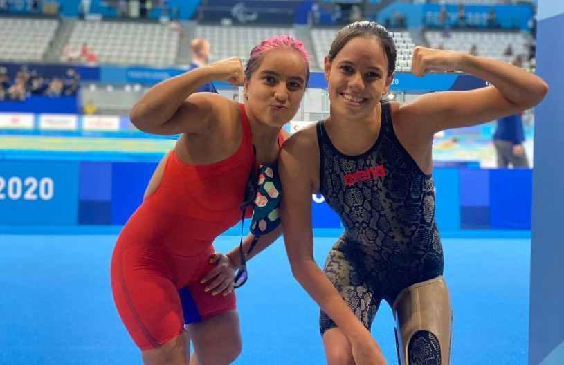 Colombia ganó sus primeros diplomas en los Paralímpicos 2020