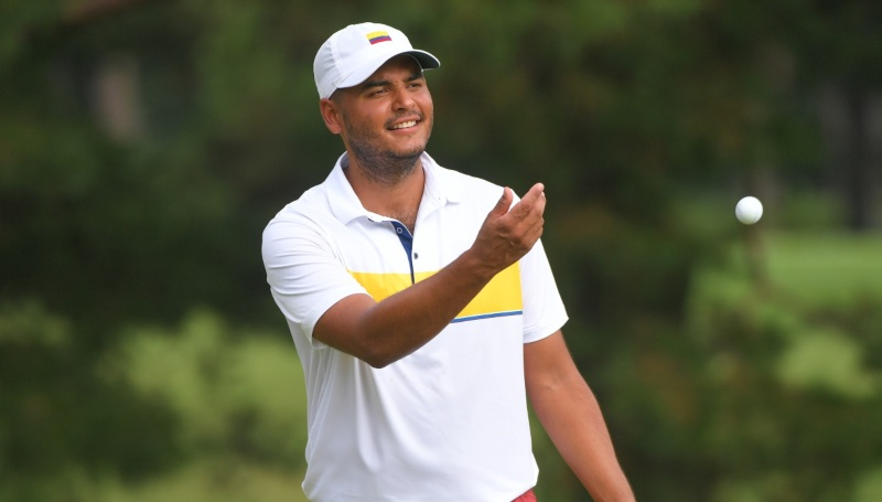 Tokio 2020: ¡Sebastián Muñoz y una histórica presentación para Colombia en el golf!