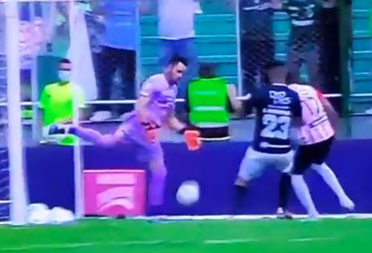 Junior sigue regalando goles: ¡Ahora fue Sebastián Viera!
