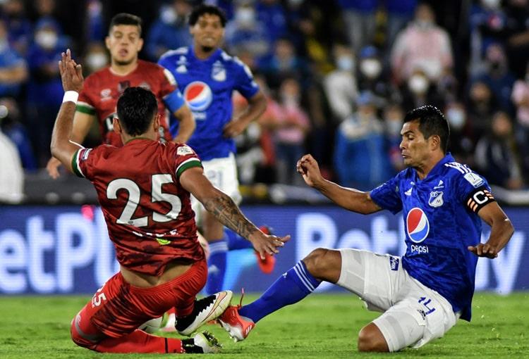 América de Cali, Atlético Nacional, Independiente Medellín, DIM, Millonarios FC, Liga BetPlay 2021-II, tabla de posiciones, fecha 8