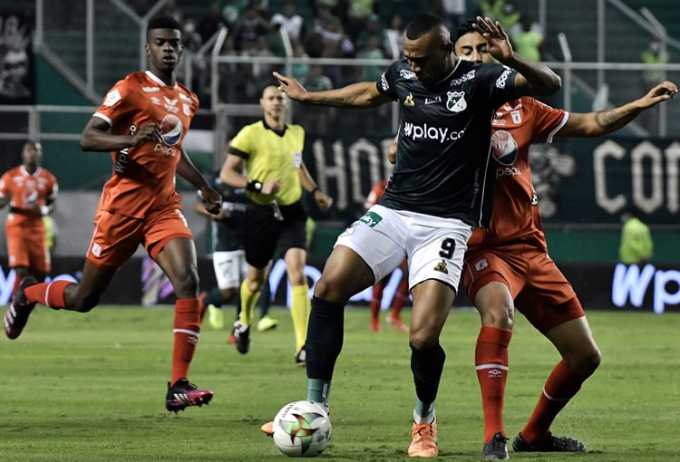 América de Cali, Deportivo Cali, Liga BetPlay 2021-II, tabla de posiciones