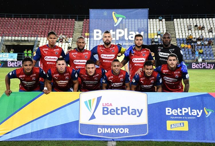 Andrés Cadavid, Deportivo Independiente Medellín, DIM, DaleRojo, Liga BetPlay 2021-II, Once Caldas